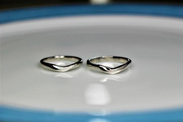 【福岡県・福岡市・手作り指輪】気持ちを形にするダイヤモンド0.1ct婚約指輪(1個)