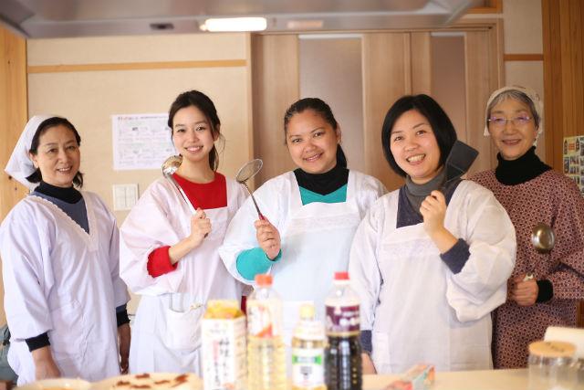【十日町・料理教室】十日町のか~ちゃんしょが教える田舎料理