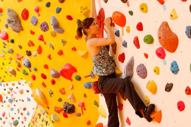 【兵庫・神戸・ボルダリング】基本を学び自由にチャレンジ!ボルダリング初心者体験会