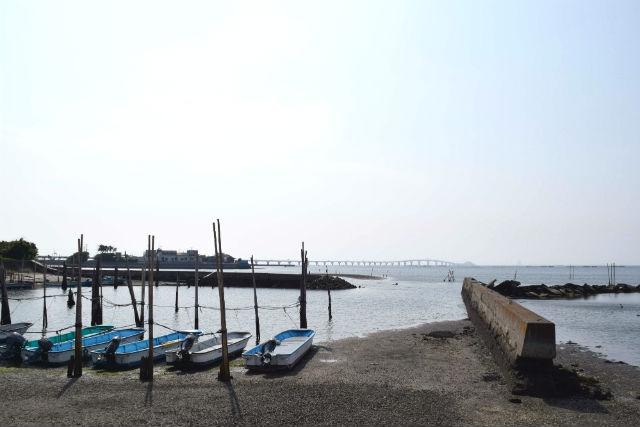【千葉・木更津・金田歩き】江戸時代から変わらない漁村風景をのんびり散歩してみよう