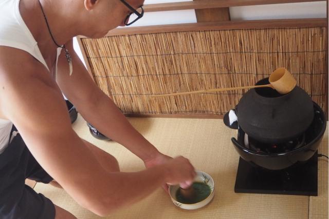 【京都府・京都市・茶道体験】茶道の歴史と作法を正しく学べる。日本伝統の茶道体験