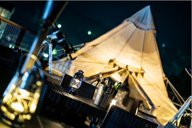 【長野・阿智・手ぶらバーベキュー】昼は阿智川、夜は星空を眺めながら楽しむ!充実のBBQコース