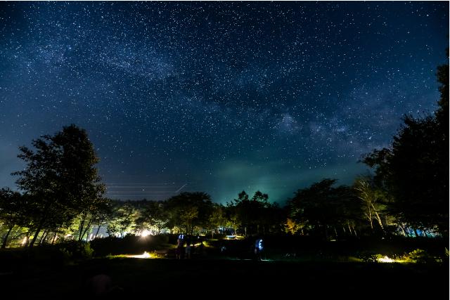 【星空鑑賞・長野】昼神温泉郷から約20分!日本有数の星空スポット「阿智村」で開催!星空鑑賞会