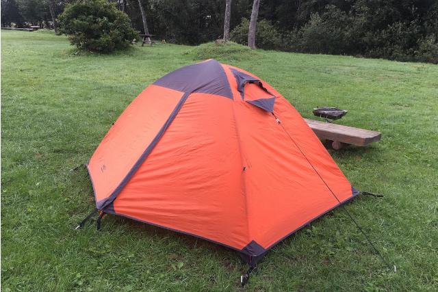 天子の森キャンプ場
