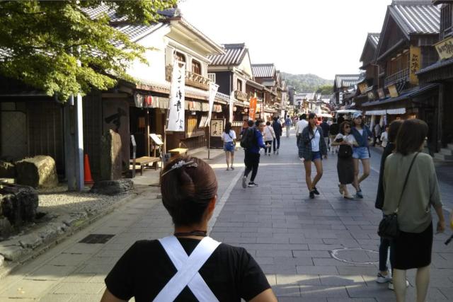 【三重・伊勢・人力車】多彩な見所を満喫!神宮の森も町も感じる大満足60分コース