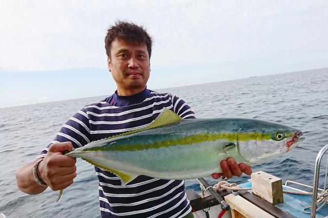 【和歌山・すさみ・海釣り】一度に色々な種類の魚が狙える!五目釣り体験