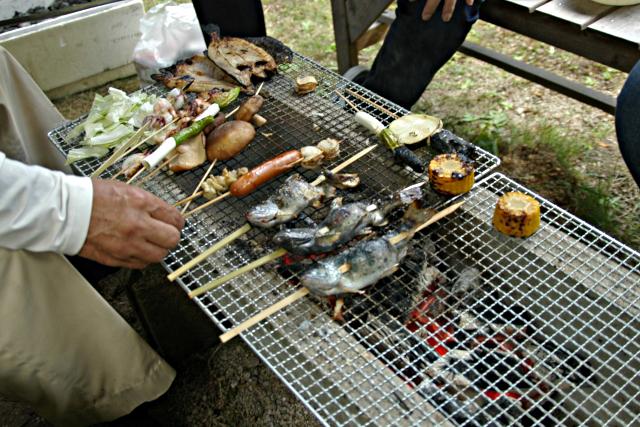 【島根・雲南・BBQ】渓谷の豊かな自然の中でゆったり満喫!BBQプラン(2名カップルでの参加限定)