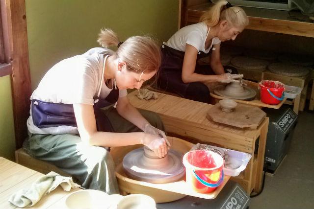 徳川陶房 陶芸教室