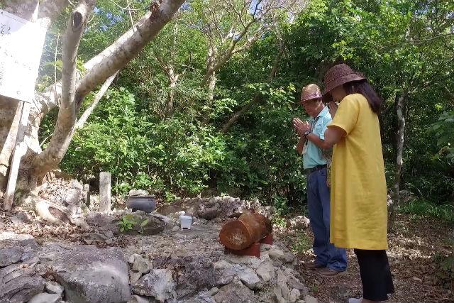 【沖縄・国頭村・ガイドツアー】沖縄最初の聖地をめぐろう!スピリチュアルガイドツアー