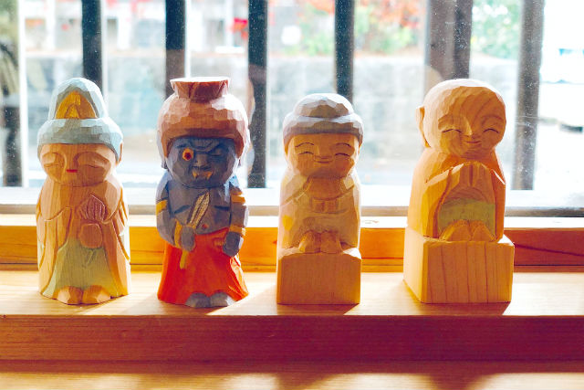 仏像彫刻教室とっと会