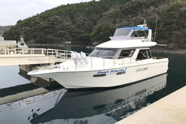 市営渡海船桟橋