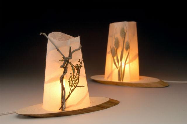 【京都府・京都市・手作り照明】京都北山杉と和紙で幻想的な森のあかり作り体験(1個)