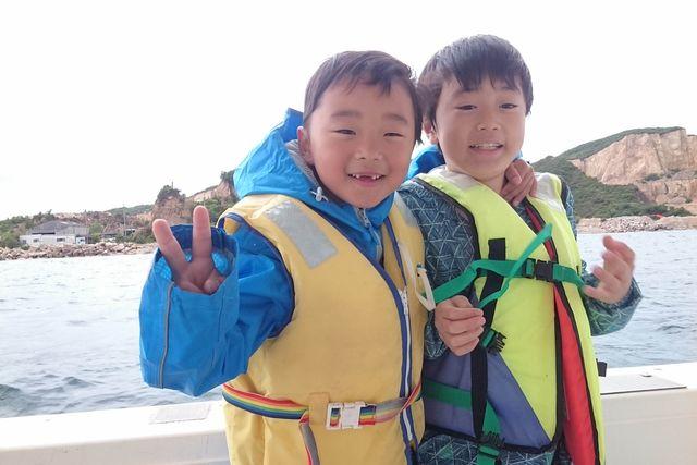 【兵庫・姫路・海釣り】初心者・ファミリーにもオススメ!乗合船でキス釣り体験プラン