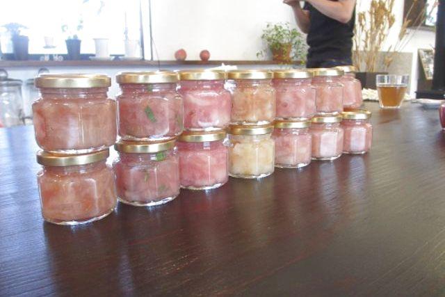 【山梨・八ヶ岳・お菓子作り】甘さも酸味も自由自在!季節のフルーツでジャム作り体験