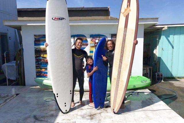 【新潟・新発田・サーフィン体験】本格的波乗りコース90分!大満足のサーフィン体験