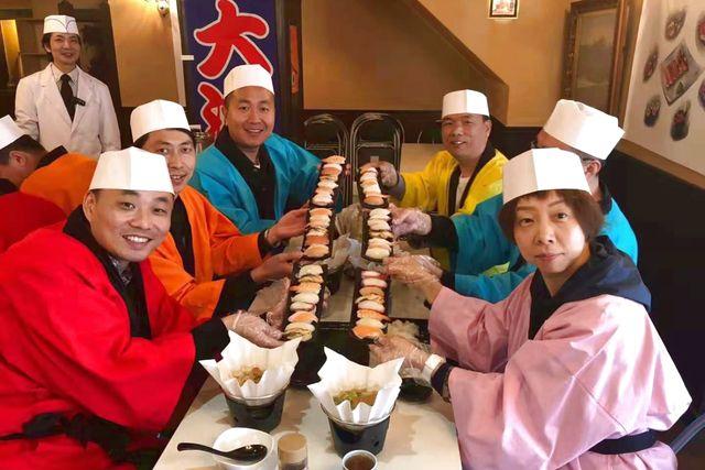 大阪寿司職人体験センター