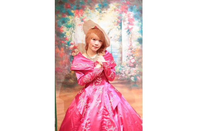 【岡山・倉敷・コスプレ体験】お姫さまドレス&はかまレンタルをWで体験!満喫プラン