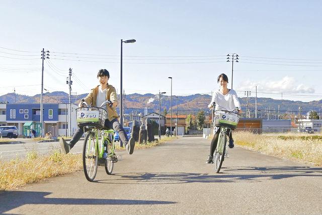 【新潟・十日町市・レンタサイクル】電動アシストで楽々!大地の芸術祭アートめぐり♪