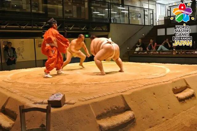 【2.5%還元】【奈良・葛城・日本の伝統文化】けはや座相撲館 相撲体験【10名から予約可能】