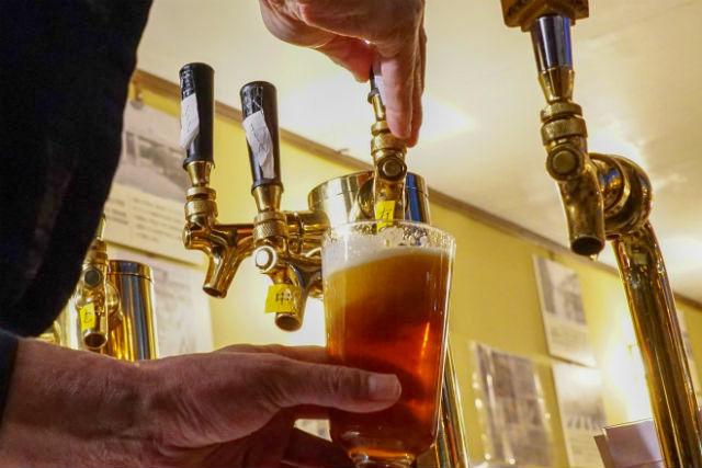 【新潟県・新潟市・テイスティング】蔵出しクラフトビールを堪能!お好み4グラスセット