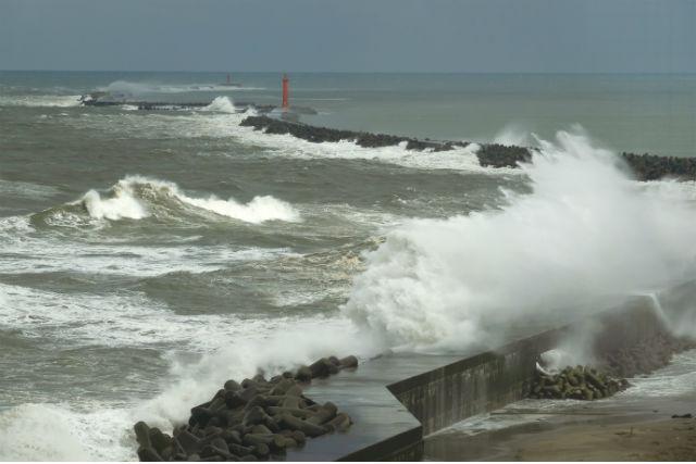 【新潟県・新潟市・観光タクシー】荒れ狂う日本海は迫力満点!完全貸切タクシープラン