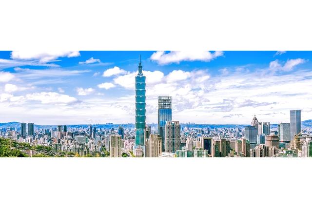 台北101ビル5階の展望台入口