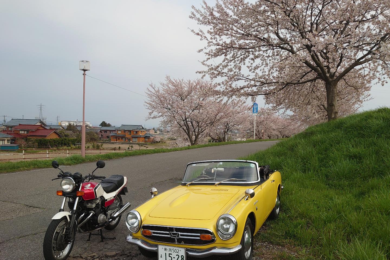 【新潟・燕三条・モータースポーツ・6時間】ホンダS800 クラシックカーレンタル 6時間コース(春~秋)