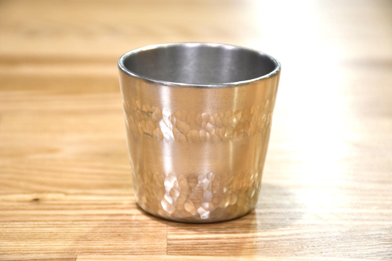 【新潟・燕・伝統工芸】燕の伝統工芸技術を体験してみよう!純銅ショットグラスorぐい呑み(1個)