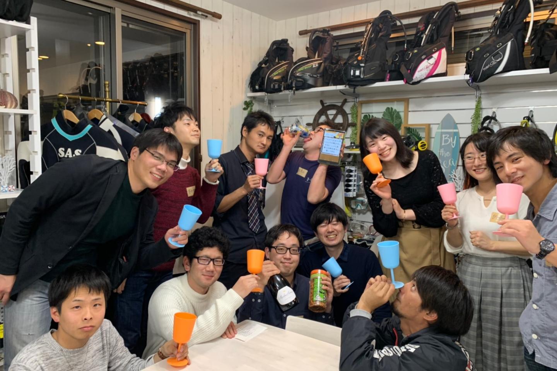 ダイビングクラブ アクアギフト 横浜店
