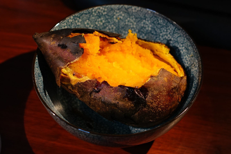【長野・阿智・お菓子作り体験】秋の味覚を楽しもう!薪で焼く焼きいもスイーツ作り(1~3個)