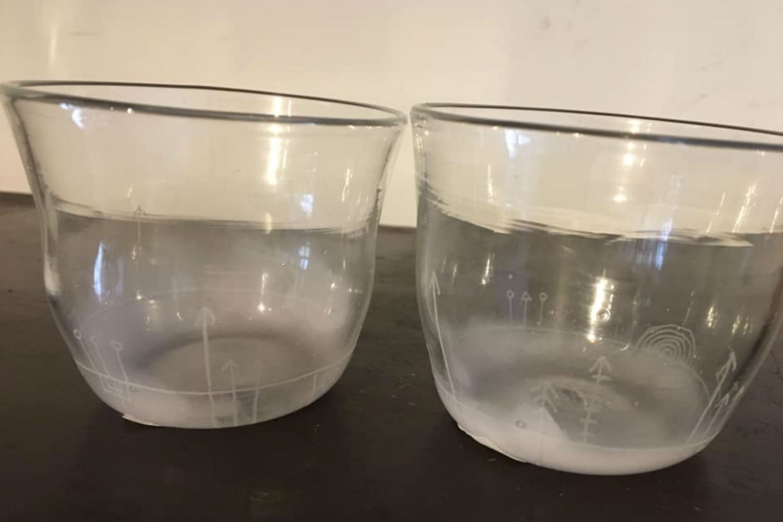 【岡山・牛窓・ガラス細工】カップルやファミリーにおすすめ!旅の思い出にオリジナルグラス作り体験♪