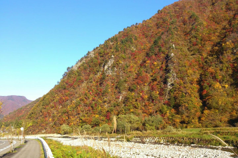 【新潟・湯沢・サイクリング】旅チャリで巡る!越後湯沢の紅葉を巡る旅!(ガイドなし)