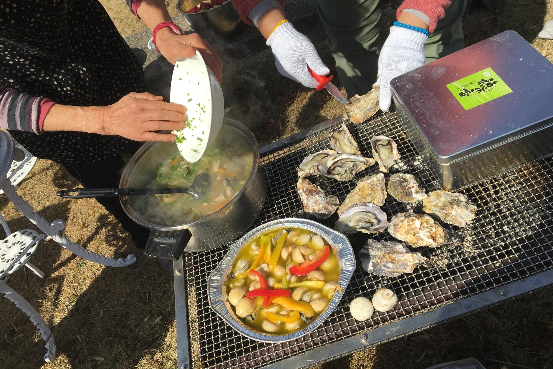 【岡山・牛窓・手ぶらBBQ】瀬戸内海を展望できるペンションでお手軽BBQを楽しもう♪(お手軽コース)