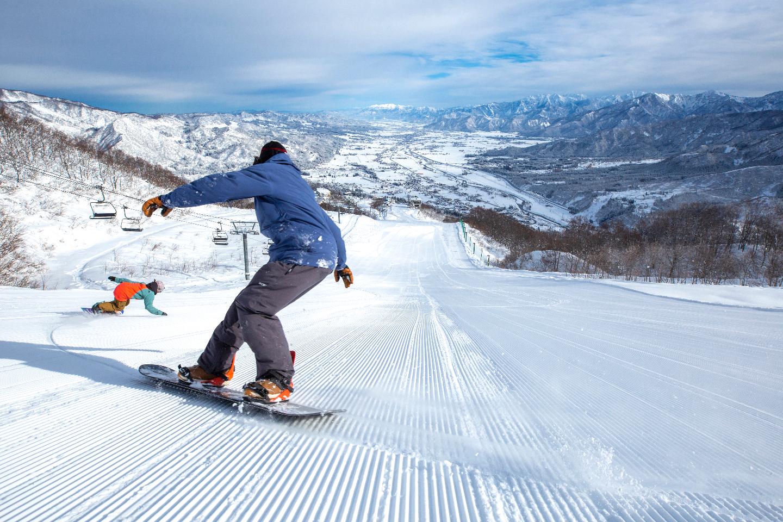 石打丸山スキー場・シーズン券