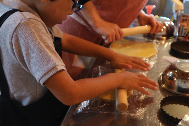 【2.5%還元】【三重・松阪・お菓子作り教室】まるでお店の美味しいケーキ!季節のタルト作り体験【4名から予約可能】