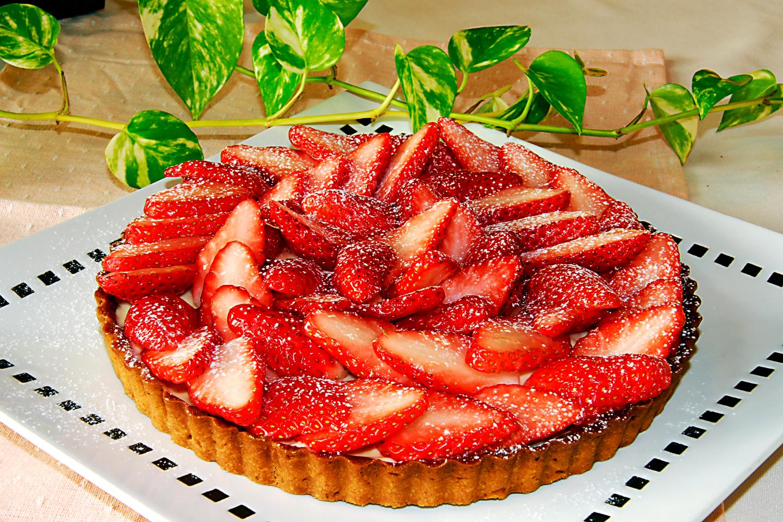 【三重・松阪・お菓子作り教室】まるでお店の美味しいケーキ!季節のタルト作り体験