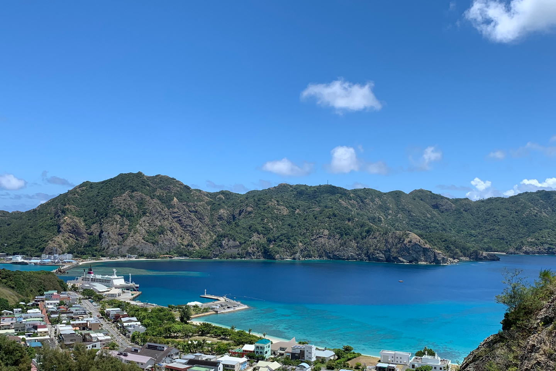 【東京・小笠原・ガイドツアー】島のおすすめスポットへご案内!島内周遊観光プラン