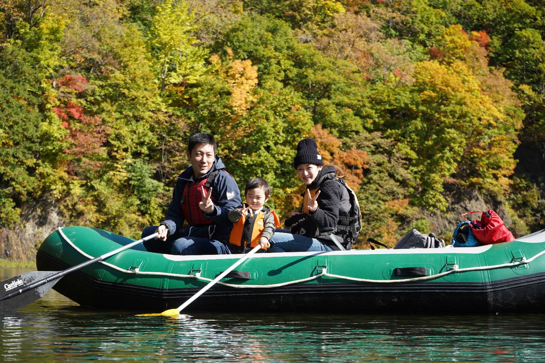 【2.5%還元】【北海道・札幌・ラフティング】北海道の大自然で川遊び体験!定山渓ラフティング【2名から予約可能】