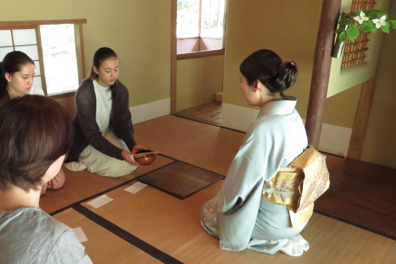 【2.5%還元】【GoTo・神奈川・鎌倉・茶道教室】初めての方大歓迎!気軽にお茶席デビュー体験【4名から予約可能】