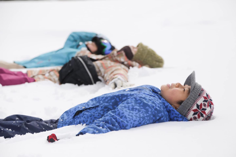 【新潟・十日町・スノーシュー】手軽に雪山探検!スノーシュー&雪上デイキャンプ体験