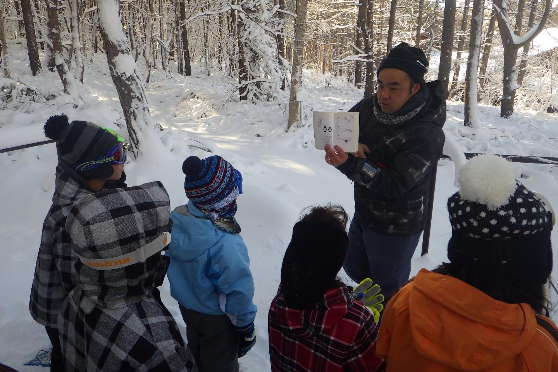 【長野・上田・ガイドツアー】子供たちだけで森の探検へレッツゴー!キッズデイツアー