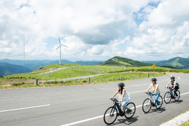 【愛媛・四国カルスト・サイクリング】気軽にサイクリング体験(2時間コース)