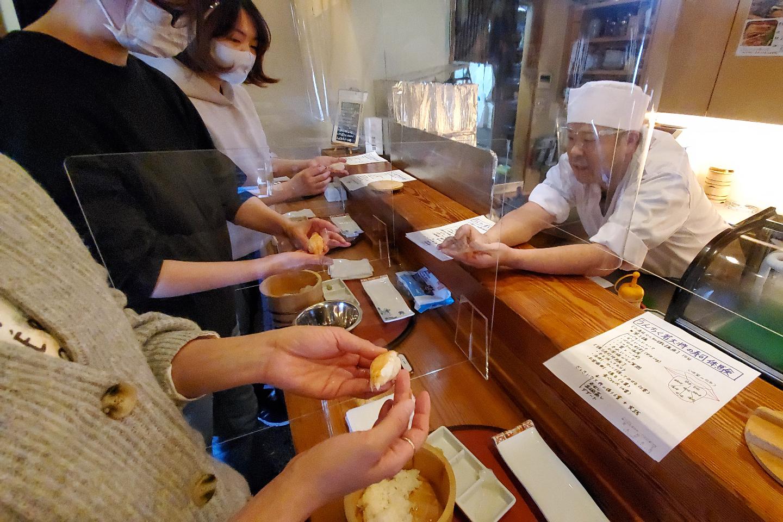 【広島・福山・寿司教室】うんちく若大将の握り寿司体験を楽しもう(ランチ付き)【送迎します!】