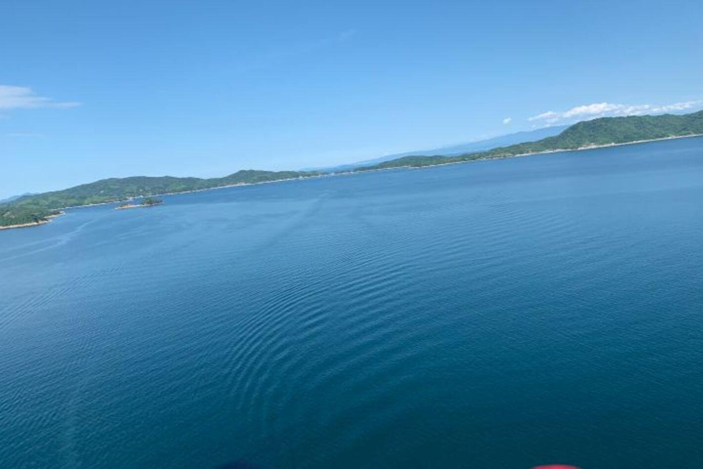 【広島・呉・シーカヤック】倉橋の海をのんびり満喫!ひとり乗りシーカヤックプラン