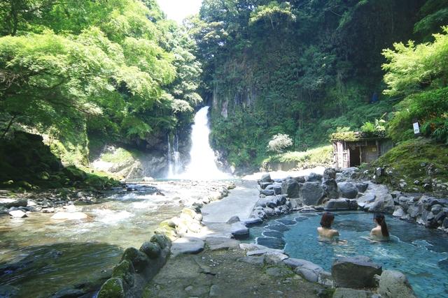 伊豆最大の大滝 AMAGISO-天城荘-[LIBERTY RESORT](入館料+レンタルセット)