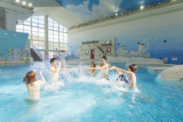 【学生限定・1700円割引】箱根小涌園ユネッサン+森の湯セット クーポン
