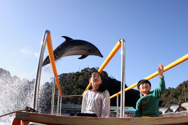 【2.5%還元】【300円割引】下田海中水族館 入場クーポン