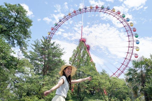 西武園ゆうえんち 入場クーポン(ワンデーフリーチケット )