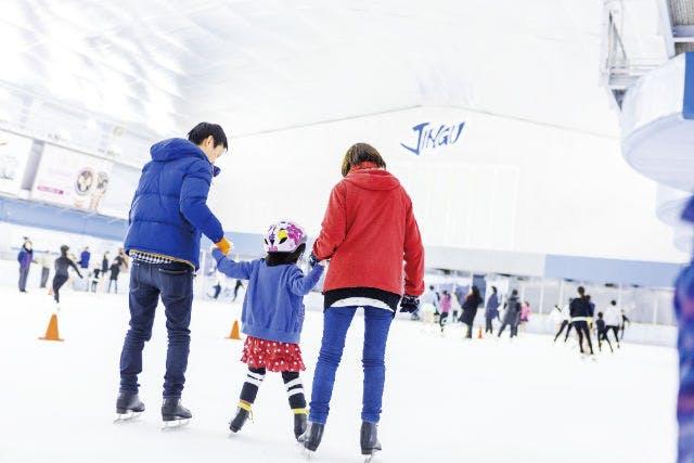 明治神宮外苑・アイススケート場