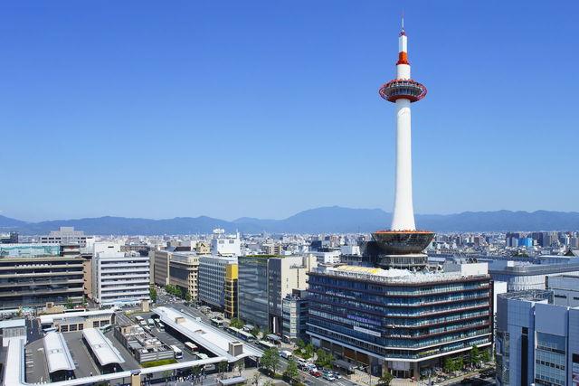 【最大27%割引】京都タワー 展望室 前売りクーポン